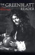 The Greenblatt reader