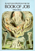 Blake's Job; William Blake's Illustrations of the book of Job