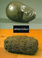 Art/artifact : African art in anthropology collections