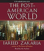 The post-American world