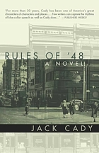 Rules of '48 : a novel