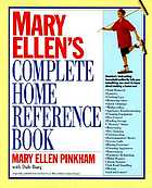 Mary Ellen's complete home reference book