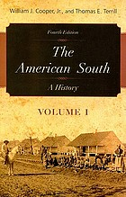 The American South : a history