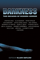 Darkness : two decades of modern horror