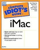 The complete idiot's guide to iMac