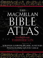 The Macmillan Bible atlas