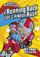 A running back can't always rush