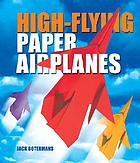 High-flying paper airplanes