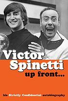 Victor Spinetti up front...