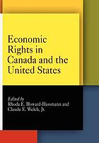 Economic rights in Canada and the United States