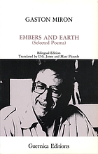 Embers and earth : selected poems