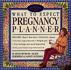 What to expect pregnancy planner
