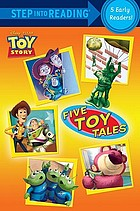 Five toy tales : a collection of five early readers