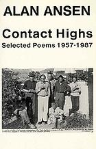 Contact highs : selected poems, 1957-1987
