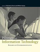 Women and information technology : research on underrepresentation