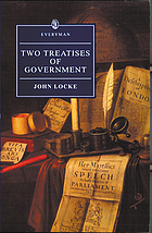 Of civil government; two treatises