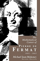 The mathematical career of Pierre de Fermat (1601-1665)