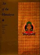 Art of the Himalayas : treasures from Nepal and Tibet