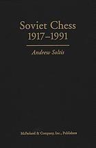 Soviet chess, 1917-1991