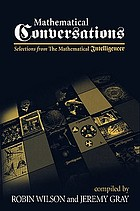 Mathematical conversations : selections from the mathematical intelligencer