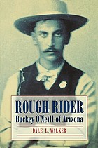 Rough Rider Buckey O'Neill of Arizona