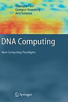 DNA computing : new computing paradigms