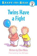 Twins have a fight