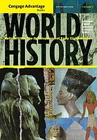 World history : comprehensive volume