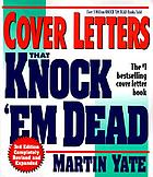 Cover letters that knock 'em dead