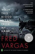 Wash this blood clean from my hand