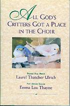 All God's critters got a place in the choir