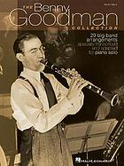 Selections from MusicMasters' Benny Goodman collection never-before-released recordings from the Yale University Music Library Archives