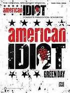 American idiot : the original Broadway musical : complete piano/vocal songbook