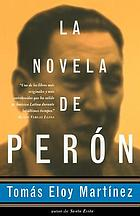 The Perón novel
