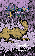 Modernist alchemy : poetry and the occult