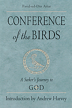 Conference of the birds : a seeker's journey to God