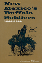 New Mexico's buffalo soldiers, 1866-1900