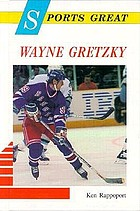 Sports great Wayne Gretzky