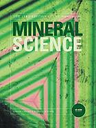 The 23rd edition of the manual of mineral science : (after James D. Dana)
