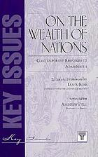 On the wealth of nations : contemporary responses to Adam Smith