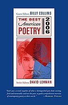 The best American poetry, 2006
