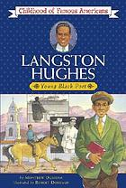 Langston Hughes : young black poet