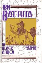 Ibn Battuta in Black AfricaIbn Battuta in Black AfricaIbn Battuta in Black Africa