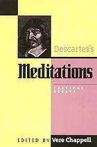 Descartes's Meditations critical essays