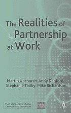 The realities of partnership at work