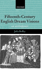 Fifteenth-century English dream visions : an anthology