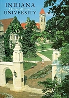 Indiana University : a pictorial history