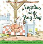 Angelina and the rag doll