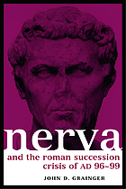 The Roman succession crisis and the reign of Nerva