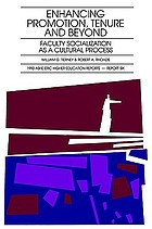 Faculty socialization as cultural process : a mirror of institutional commitment
